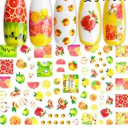 644 Frukt Stickers