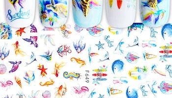 649 Havs Stickers