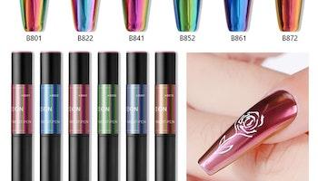 Rainbow laser penna B841