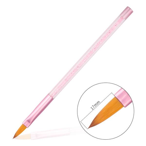 Nailart pensel set med 9 penslar