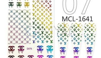 Designer sticker  Färg
