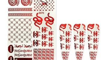 Designer Mix Röd