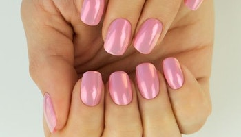 Semilac Flash Aurora Pink 682