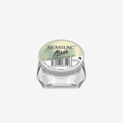 Semilac Flash Aurora Gold & Green 681