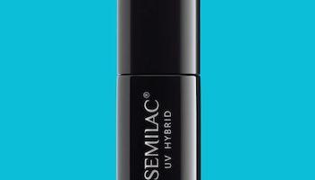 Semilac UV Hybrid 269 PasTells Just Blue 7ml.