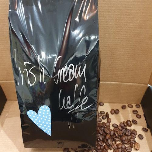 Kaffe Irish Cream Hela bönor 500g