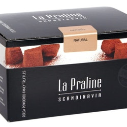 Chokladtryfflar LaPraline Naturell