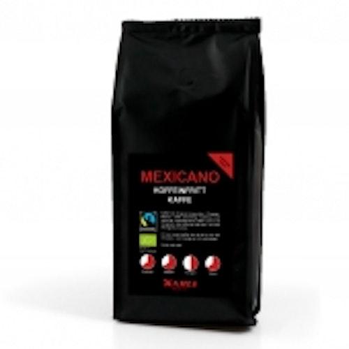 Kaffe Mexicano Koffeinfritt 250g