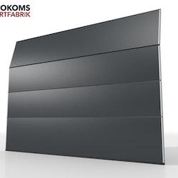 Krokom40, bredd 5000mm