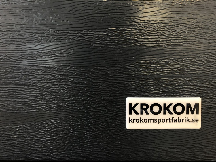 Krokom40, bredd 2500mm