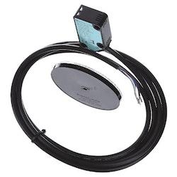 Fotocell med reflekor + kabel
