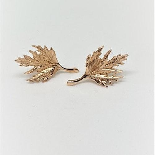 Örhängen Musöra 18k guld