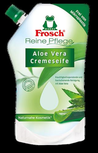 Flytande handtvål 500ml (Refill Aloe Vera)