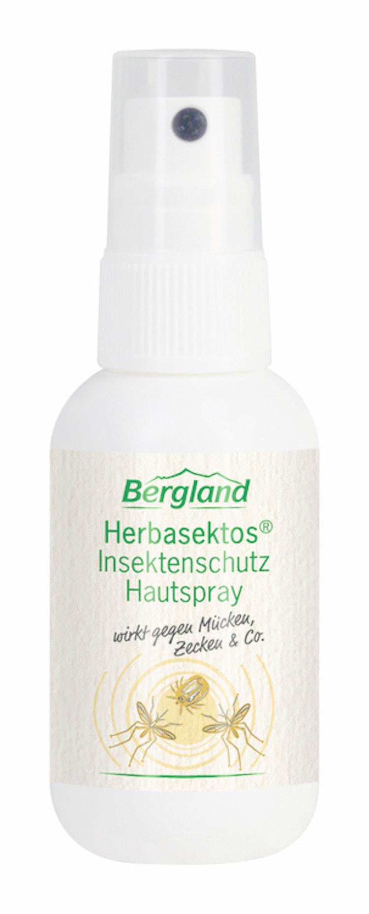 Herbasektos Insektsskydd spray  50ml