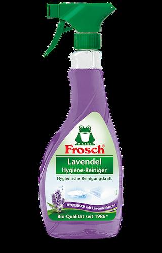 Rengöringsspray för badrum 500ml (Lavendel)