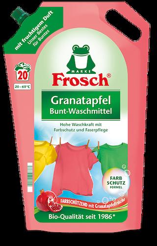 Flytande tvättmedel 1,8 liter (Granatäpple)