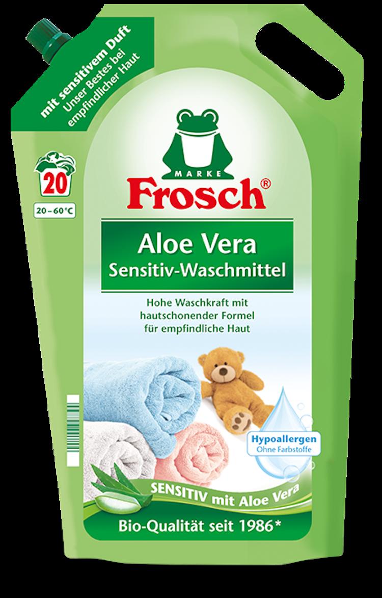 Flytande tvättmedel 1,8 liter (Aloe Vera)