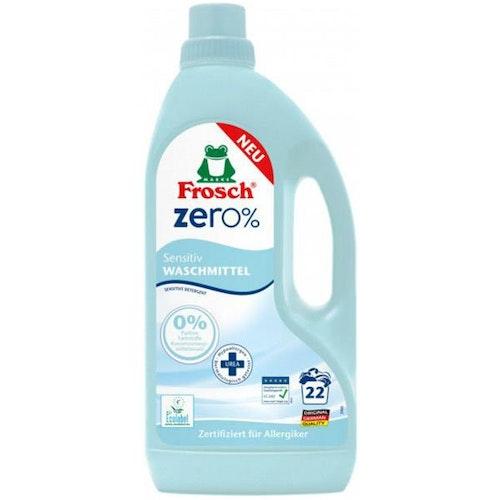 Zero% tvättmedel 1,5 liter