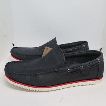 Marstrand Plain Deck loafer