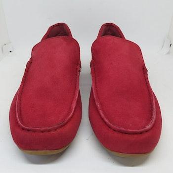 Senator Red  Loafers