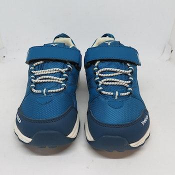 Treksta Infant Sports Low Velcro Blue