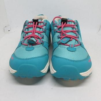 Treksta Junior Sports Low Lace mint/pink