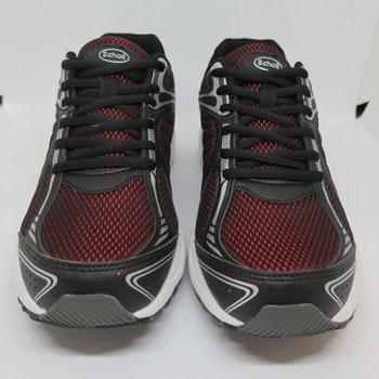 Scholl New Spinter Walkingsko Black/Red