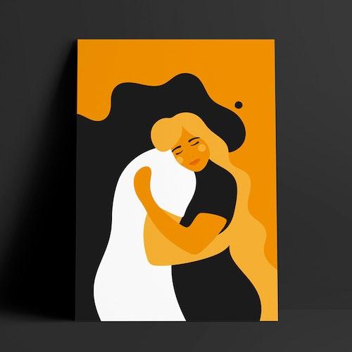 Kram | orange | A4