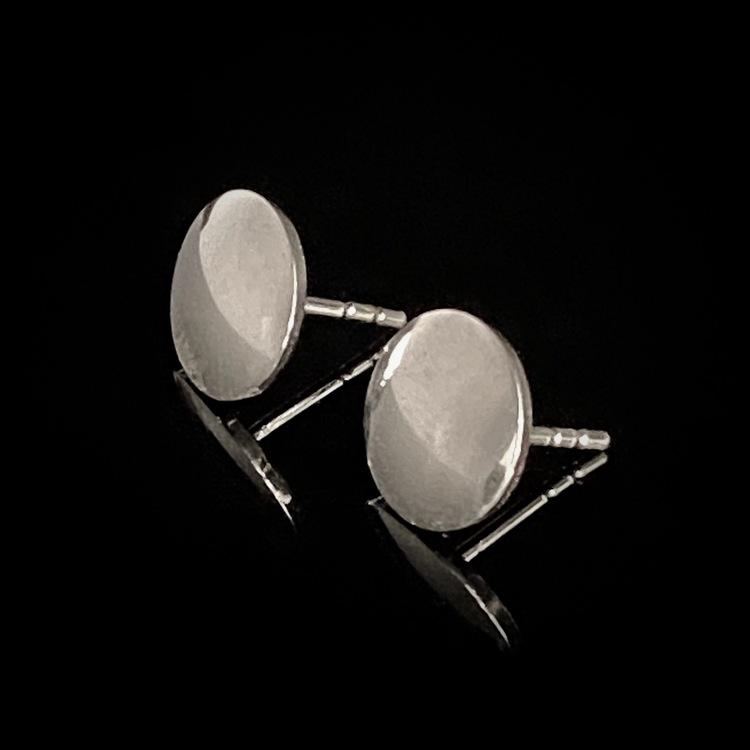 Non Stop örhängen silver ETENA