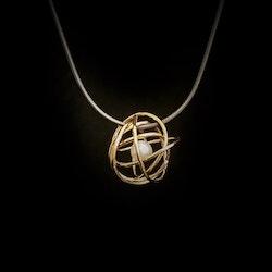 Trassel De Luxe Guld/silver