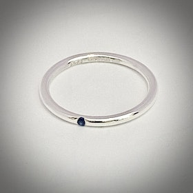 Ring DOT  BLUE