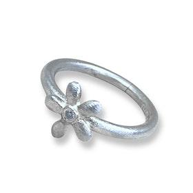 Flower Ring Diamond
