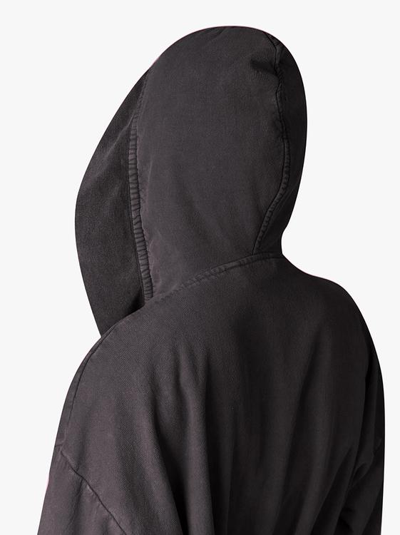 Nomad Badrock med huva - Onyx Black