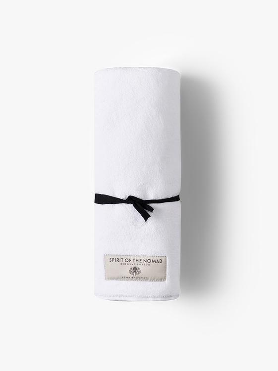 SPIRIT BADRUMSMATTA - Polar White