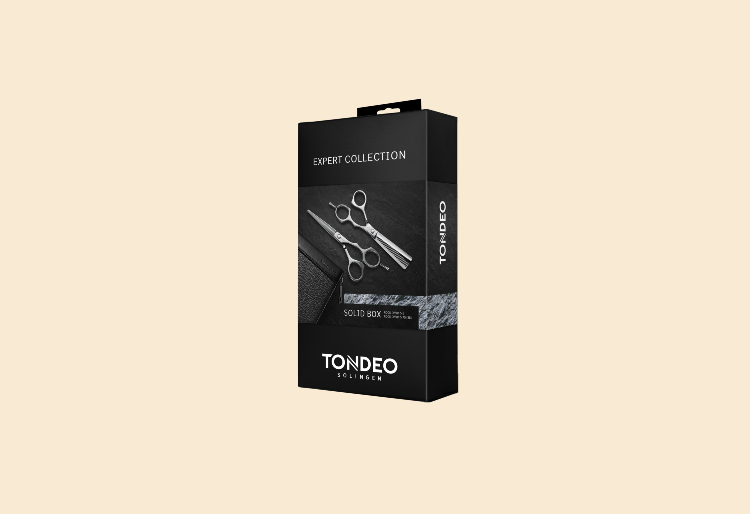 Tondeo Expert Collection Box Solid