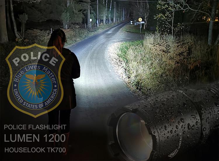 Ficklampa TK700