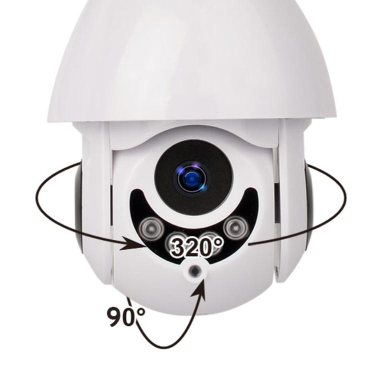 Utomhuskamera med Wi-Fi