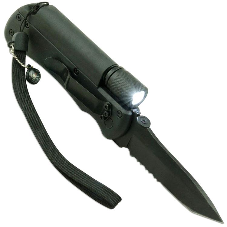Taktisk camping kniv