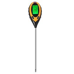 Digital pH mätare för  jord, fukt, ljus, jordtemperatur
