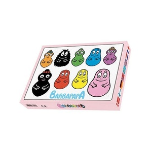 Barbapapa spel