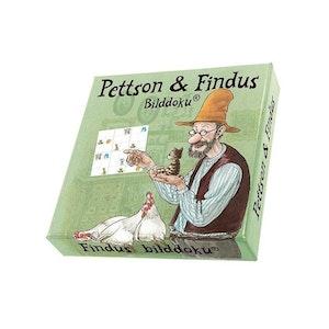 Pettson & Findus Bildduko