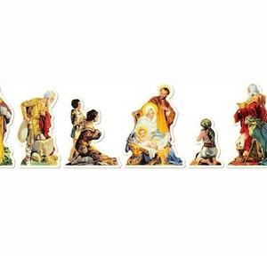 Religiös girland