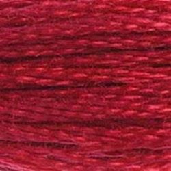 Moulinégarn röd 304