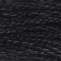 Moulinégarn svart 310