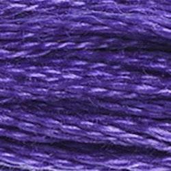 Moulinégarn lila 333