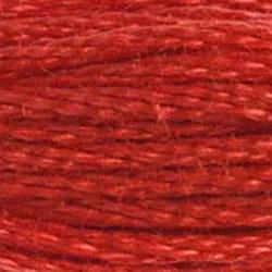 Moulinégarn röd 347