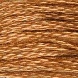 Moulinégarn brun 436