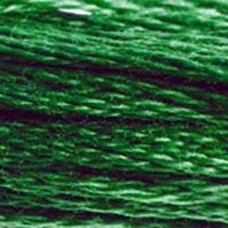 Moulinégarn grön 699