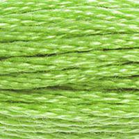 Pärlgarn nr 8 grön 704