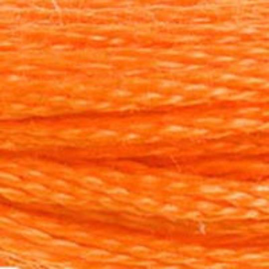 Moulinégarn orange 740
